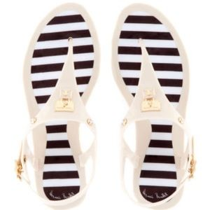 Henri Bendel NWT Jetsetter Jelly Sandals - Size 8